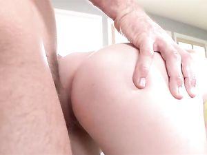 Fuck And Facial Cumshot For A Cute Lean Teen Slut