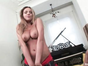 Amazing Double Anal Penetration Of A Teenage Slut