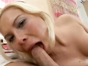 Cigarette Smoking Slut Fucked In Her Tight Asshole