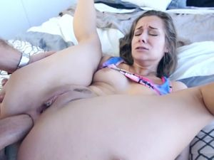 Big Dick Butt Sex For Cute Chick Cassidy Klein