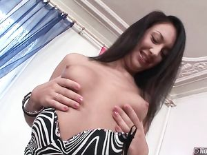 Blasting The Asshole Of His Cute Young Slut