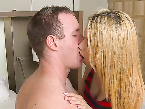 Hot Hotel Fuck With A Cute Blonde Slut That Loves Dick