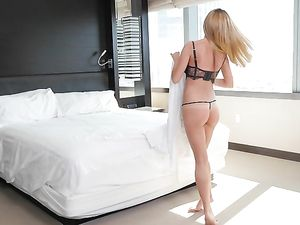 Milf Makes A Hotel Date With A Big Cock Guy