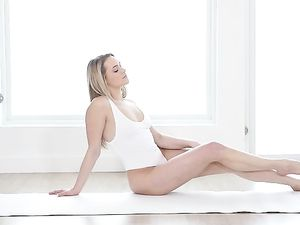 Yoga Makes Mia Malkova Horny For Hardcore Sex