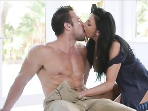 After Golf Hardcore Fucking With Audrey Bitoni
