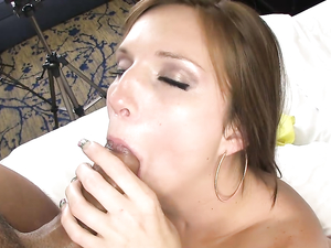 Cock Riding Kylie Kane Takes Every Inch Of Big Dick